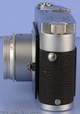 LEICA LEITZ MD 24X27 POST CAMERA +35MM F2.8 SUMMARONRARE ONLY 32 MADE RARE 1st
