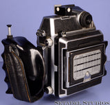 LINHOF TECHNIKA IV 2X3 CAMERA +65mm + ZEISS TESSAR 105MM +180MM +x2 BACKS SET!