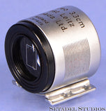 LEICA LEITZ STEMAR 33MM F3.5 M STEREO LENS +OIDYO OIEGO OIMPO +PAPERS +BOX RARE