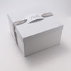 White Hi Wall Box