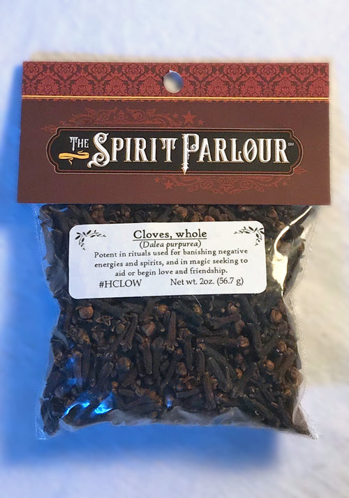 Cloves Whole 2oz (Syzygium aromaticum)
