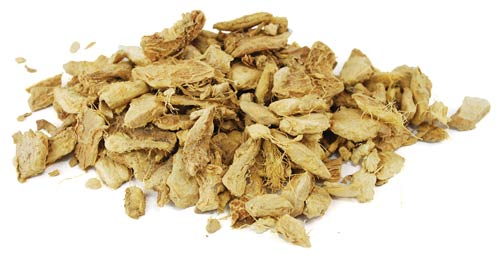 Ginger Root cut 2oz (Zingiber officinale)