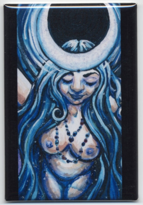 Star / Moon Goddess (Print)