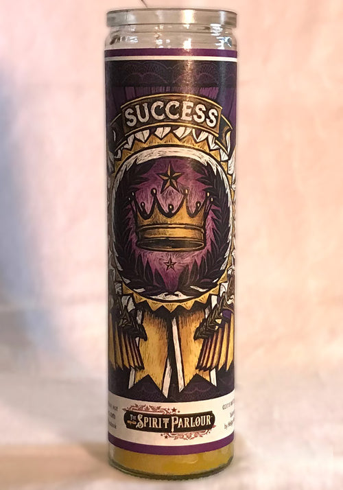 Success Spell Jar Candle