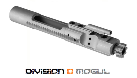 M16 5.56 BOLT CARRIER GROUP CHROME MP - Division Mogul
