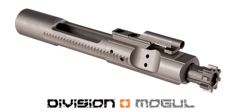 BROWNELLS - M16 5.56 BOLT CARRIER GROUP NICKEL BORON MP - Division Mogul