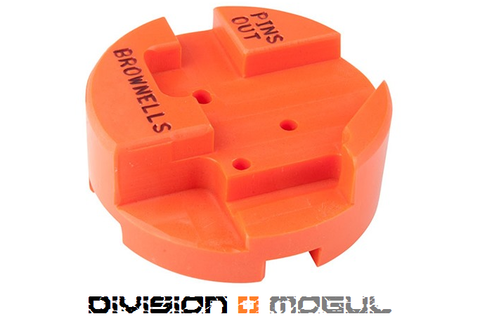 BROWNELLS - AR15 FRONT SIGHT BENCH BLOCK - Division Mogul