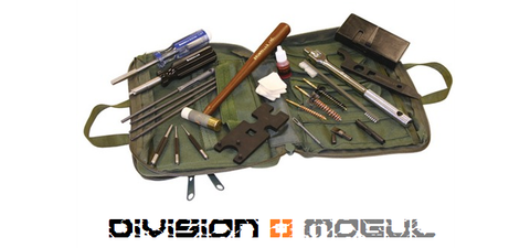BROWNELLS - M16/M4 MAINTENANCE FIELD PACK - DIVISION MOGUL
