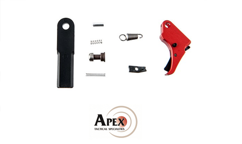 APEX - RED M&P SHIELD ACTION ENHANCEMENT TRIGGER - Division Mogul