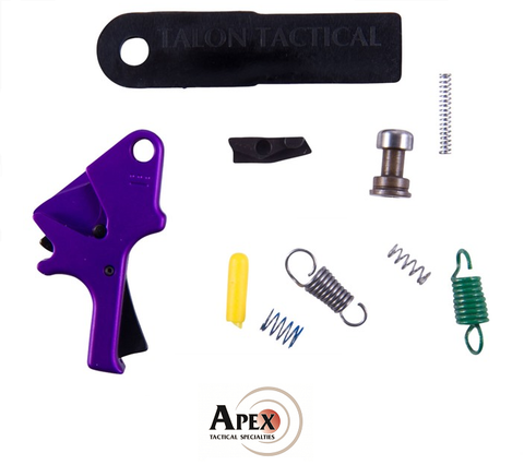 APEX - M&P FLAT-FACED FORWARD SET SEAR & TRIGGER KIT - Division Mogul