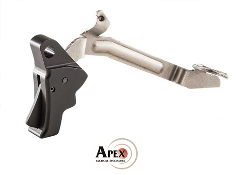 APEX - ACTION ENHANCEMENT TRIGGER W/ TRIGGER BAR FOR GLOCK™ GEN5 - Division Mogul