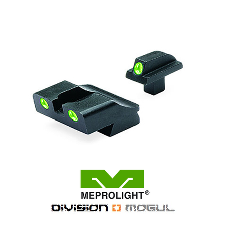 1911 GOVT FIXED SET - TRU DOT NIGHT SIGHT - Division Mogul