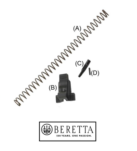 BERETTA 92 LOCKING BLOCK KIT - DIVISION MOGUL