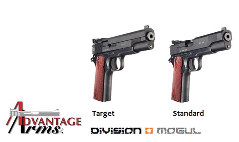 Advantage Arms Target Kit for model 1911 - Division Mogul