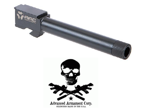 M&P BARREL THREADED W/THREAD PROTECTOR - Division Mogul