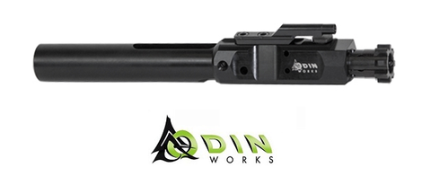 AR10 BLACK NITRIDE BOLT CARRIER GROUP - Division Mogul