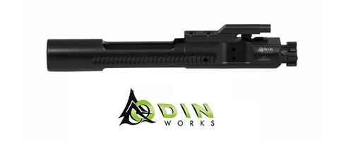6.5 GRENDEL TYPE 2 BLACK NITRIDE BOLT CARRIER GROUP - Division Mogul