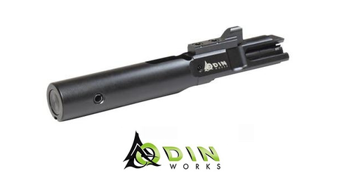 9MM BLACK NITRIDE BOLT CARRIER GROUP - Division Mogul