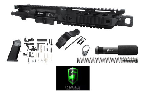 AR-15 PISTOL COMPLETION KIT - DIVISION MOGUL
