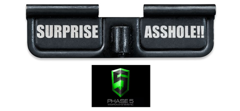 PHASE 5 AR15 EJECTION PORT COVER (SURPRISE) - DIVISION MOGUL