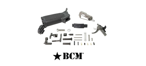 BCM - AR-15 GUNFIGHTER ENHANCED LOWER PARTS KITS - Division Mogul