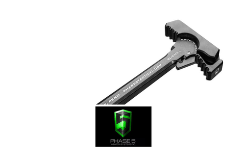 BATTLE LATCH CHARGING HANDLE ASSEMBLY - Division Mogul
