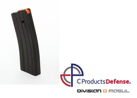 C-PRODUCTS AR15 5/30 ROUND STAINLESS MAGAZINE- Division Mogul