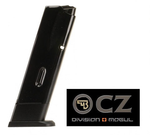 CZ 75 TACTICAL SPORT 9MM MAGAZINE 10RD- Division Mogul