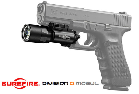 SUREFIRE X300U-B W/ DG-11 GRIP SWITCH ASSEMBLY - Division Mogul
