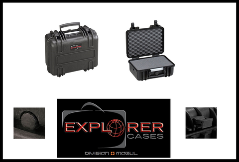 Explorer 3317 Black 1 Gun Case