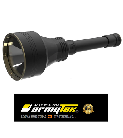 Armytek Grizzly MT-G2 (White) Silver - Division Mogul