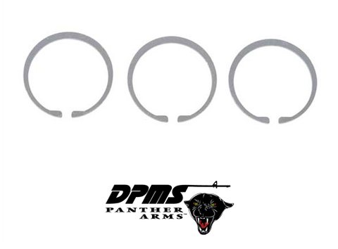 BOLT GAS RING (SET OF 3) - Division Mogul
