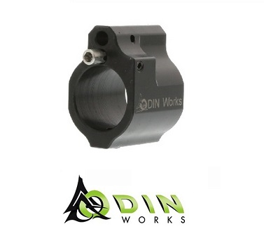 .750 ADJUSTABLE LOW PROFILE GAS BLOCK - Division Mogul