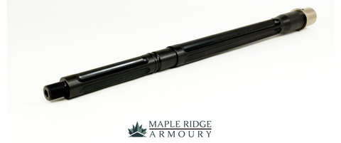 "14.5"" MID-LENGTH GAS MEDIUM PROFILE STRAIGHT FLUTED BARREL - DIVISION MOGUL"