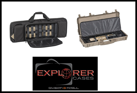 Explorer Tactical Soft Case 94- Division Mogul
