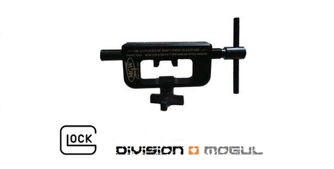 Glock Rear Sight Adjustment Tool - Division Mogul