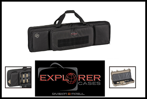 Explorer Tactical Soft Case 114- Division Mogul