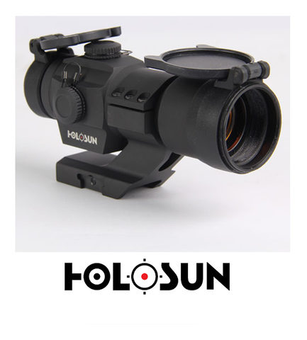 HS406A RED DOT SIGHT W/CANTILEVER MOUNT - Division Mogul