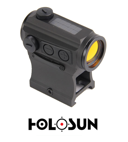 HS503C SOLAR CIRCLE DOT SIGHT W/MOUNT - Division Mogul