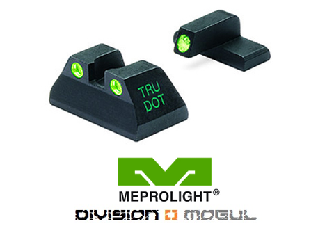 Meprolight H&K USP Compact Tru-Dot Night Sight- Division Mogul