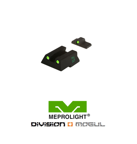 Mepro H&K VP9 Tru-Dot Night Sight- Division Mogul