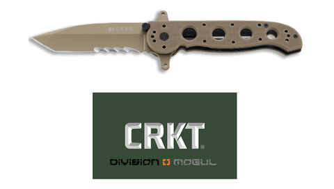 CRKT- M16 - 14DSFG SPECIAL FORCES DESERT TANTO LARGE - Division Mogul