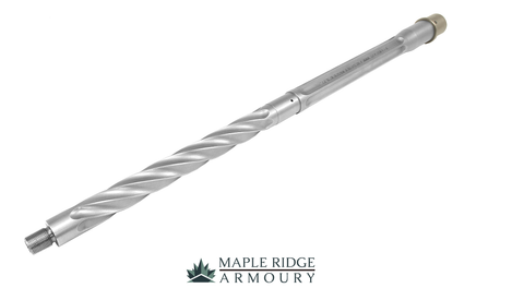 "18.6"" MID-LENGTH GAS SPR SPIRAL FLUTED BARREL - DIVISION MOGUL"
