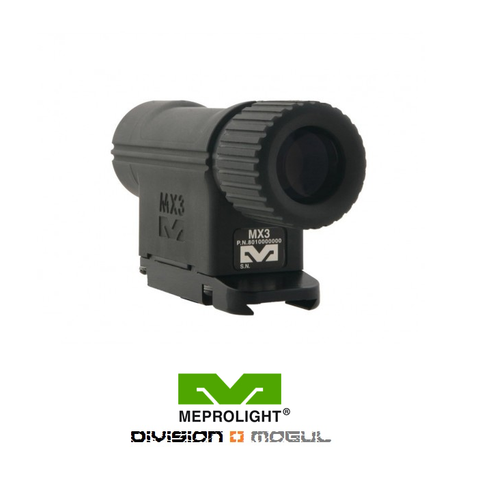 MEPRO MX3 - X3 Magnifying Scope - Division Mogul