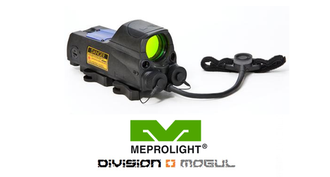 MEPRO MOR REFLEX SIGHT WITH LASER POINTERS - Division Mogul