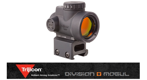 MRO - 2.0 MOA ADJUSTABLE RED DOT WITH FULL CO-WITNESS MOUNT - Division Mogul