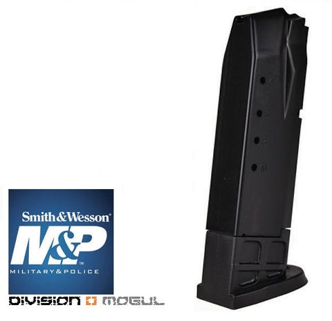 S&W M&P 40S&W/.357 SIG MAGAZINE 10RD  - Division Mogul