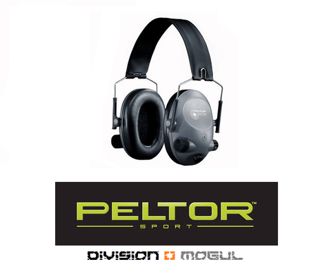PELTOR Tactical 6-S Headset - Division Mogul