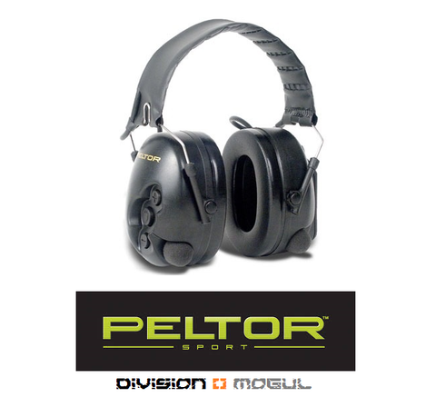 Peltor Tactical Pro Headset - Division Mogul