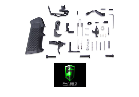 PHASE 5 ENHANCED LOWER PARTS KIT-Division Mogul